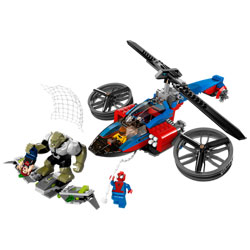 76016-Le sauvetage en Spider-Hélicoptère