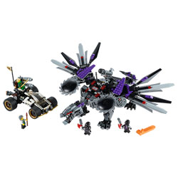 70725-L'attaque du dragon Nindroïde