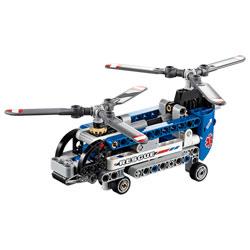 42020-L'Hélicoptère bi rotors