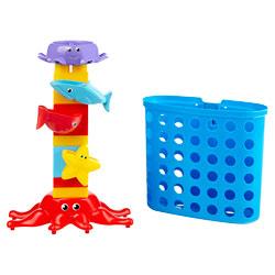 Mega Bloks Construis et éclabousse