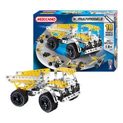 Camion de chantier 10 modèles