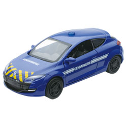 Renault Mégane RS Gendarmerie