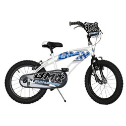 Vélo 16 pouces BMX