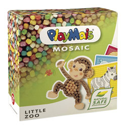 Playmais mosaic zoo