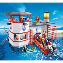5539-Poste de Secours en Mer