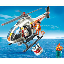 5542-Hélicoptère Bombardier