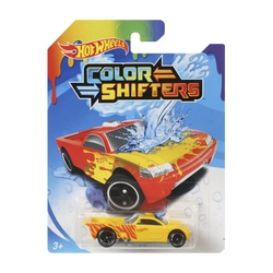 Hot Wheels Vehicules Color Changer