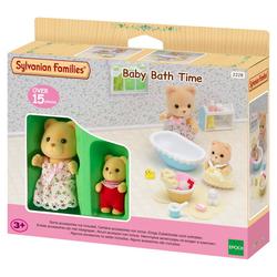 Sylvanian Families - 5092 - Le bain de bébé ours