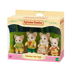 Sylvanian Families - 4387 - Famille Chihuahua