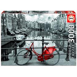 Puzzle 3000 pièces - Amsterdam