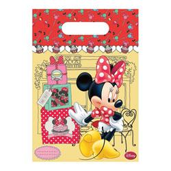 6 Sachets Cadeaux Minnie