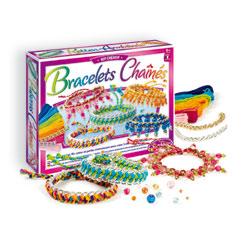 Kit Créatif Bracelets Chaînés
