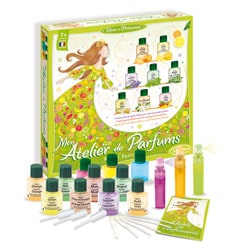 Mon Atelier de parfums Fleurs fraîches