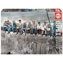 Puzzle 1500 pièces – Déjeuner à New York