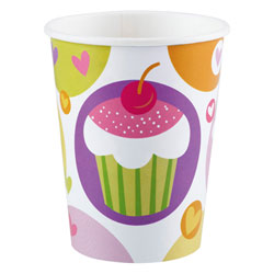 Gobelets Cupcake