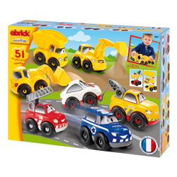 Coffret Fast Car Abrick