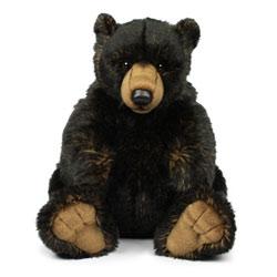 WWF Grizzly noir 32 cm
