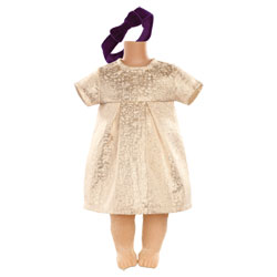 Robe Paris en Fête Poupon 36cm