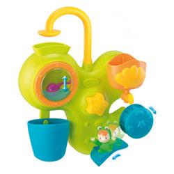Cotoons aquafun - jouet de bain - multifonction