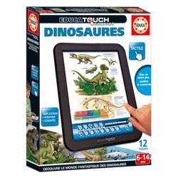 Educa Touch Dinosaures