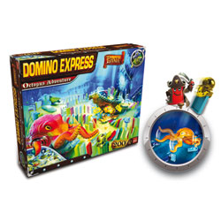 Domino Express Pirate Octopus Menace