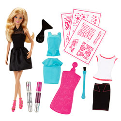 Barbie Studio Paillettes