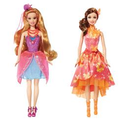 Barbie Romy et Nori Assortiment