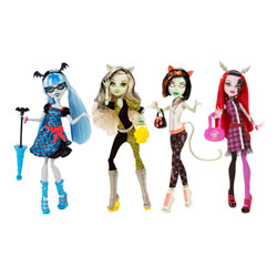 Monster High Poupées Inspiration