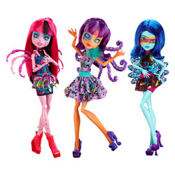 Monster High Poupée Total Transformation