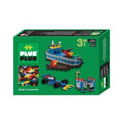Mini Basic Plus Plus 3 en 1 480 pièces