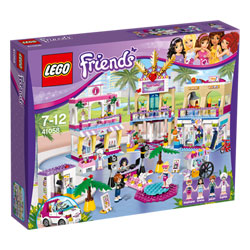 41058-Lego Friends Centre Commercial