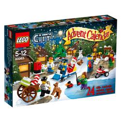 Lego City Calendrier de l'Avent