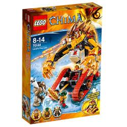 70144-Lego Chima Tank Lion du Feu