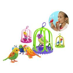 Digibird + Cage