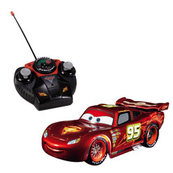 Cars McQueen Neon Radiocommandée 1/24ème