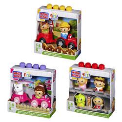 Pack figurines Mega Bloks
