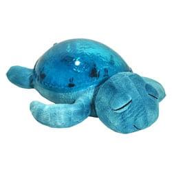 Veilleuse tortue acqua sons et lumières bleue
