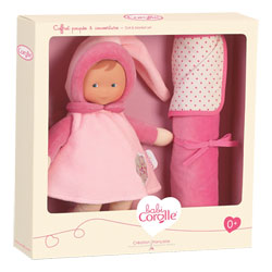 Doudou Miss Rose & Couverture