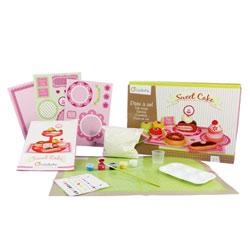 Pâte à Sel Sweet Cake Boîte Créative