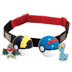 Ceinture de Poké Ball Dresseur Pokémon