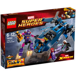 76022-Lego Super Heroes X-Men Vs Sentinelles