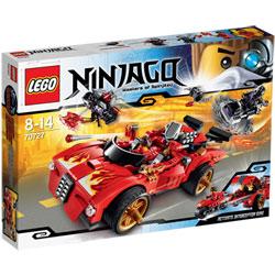 70727-Lego Ninjago Ninja X-1