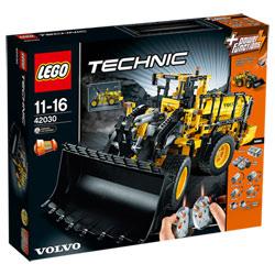 42030-Lego Technic- Chargeuse sur pneu Volvo L350F Télécommandée