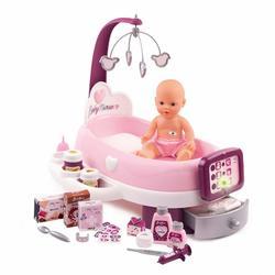 Nursery Electronique Baby Nurse + Poupon + 24 Accessoires