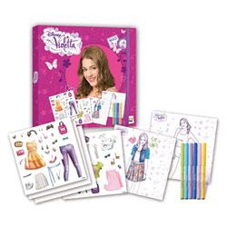 Kit styliste Violetta