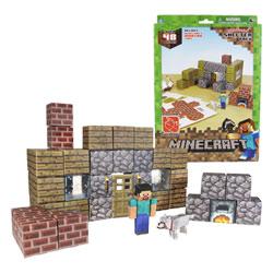 Minecraft Constructions 48 pièces