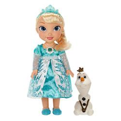 Poupée Elsa Lumineuse & Chantante