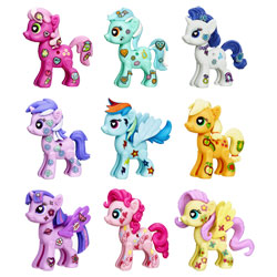 My Little Pony Poney POP Assortiment