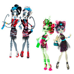 Monster High Poupée Bal des Zombies