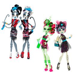 Monster High Poupée Bal des Zombies